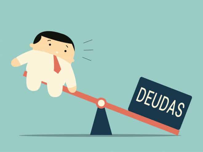 Resultado de imagen para deudas